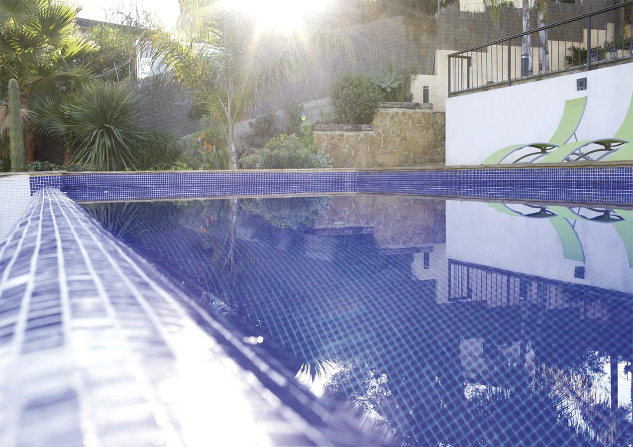 Casa Coveta fumá Reforma de lujo piscina inifinita más jardín, Campello Alicante
