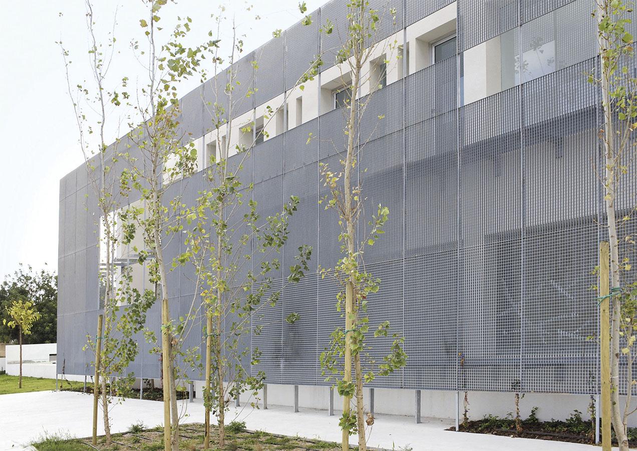 Villa La font fachada de Tramex, new building, Alicante, San Juan Pueblo