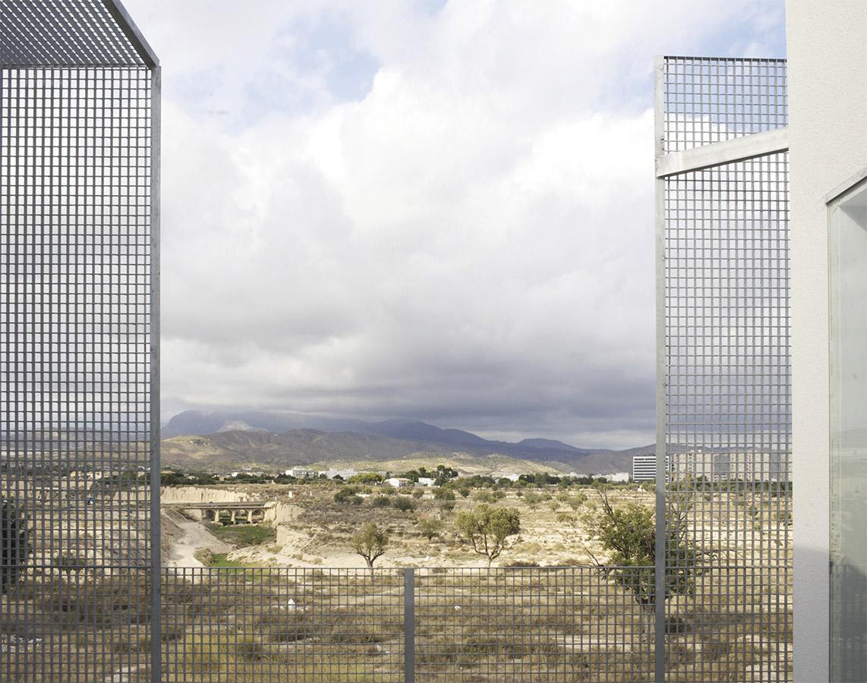 Villa La font structure de Tramex, new building, Alicante, San Juan Pueblo