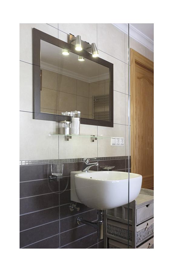 Casa princess totally refurbished old convent bathroom Playa Muchavista, Alicante