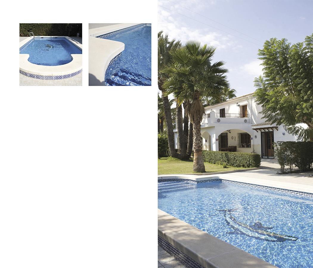 Casa princess totally refurbished old convent swimming pool Playa Muchavista, Alicante